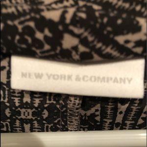 New York & Company Tops - New York and Company drape top NWT